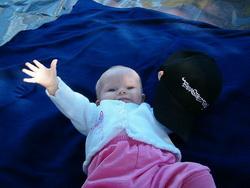 Фотосессия с ребенком 5 месяцев фото
